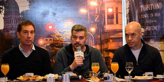 EN VIVO : Conferencia de prensa de Cambiemos