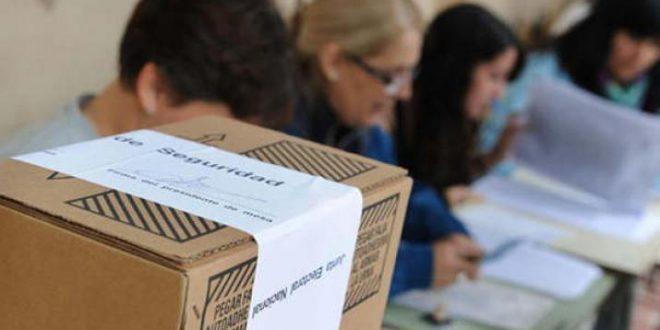 La participación electoral fue de 78% superó a las PASO