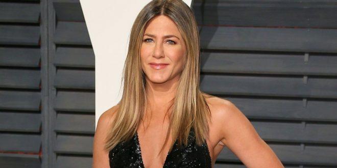 Jennifer Aniston será mamá
