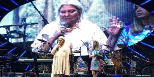La desopilante fiesta de fin de año de Elisa Carrió con Vidal, Awada y sin Macri