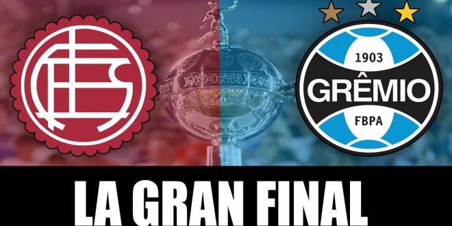 Se define la Copa Libertadores: gran expectativa en Sudamérica por Lanús vs Gremio