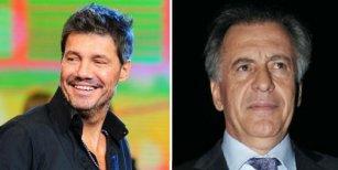 Marcelo Tinelli denunció a Cristóbal López en la Justicia