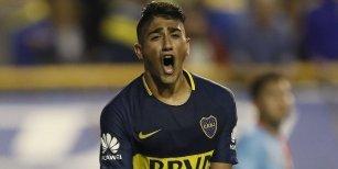 Boca le ganó 2-0 a Arsenal y es puntero de la Superliga junto a San Lorenzo