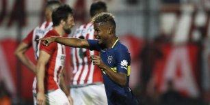 Boca le ganó a Estudiantes
