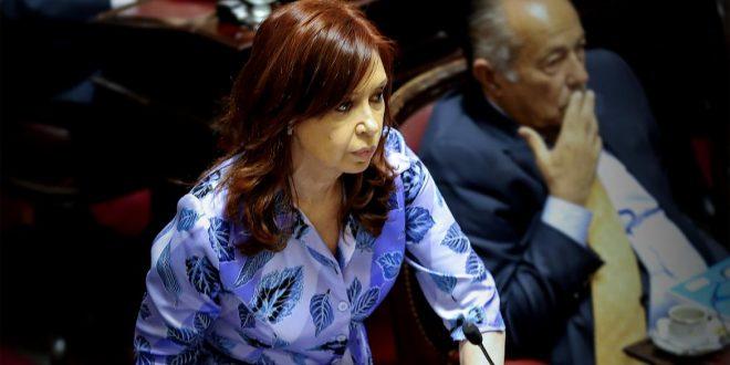 Cristina se cruzó con Michetti: Voy a discutir todo, para eso me votaron