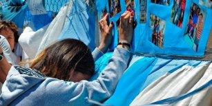 Familiares de los tripulantes del ARA San Juan organizan una búsqueda paralela