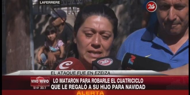 Familiares del hombre asesinado por un cuatriciclo: Lo único que pedimos son testigos