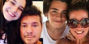 Juanita Tinelli y el hijo de Florencia Peña en pleno romance