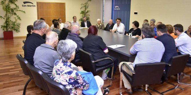 Katopodis presentó amparo para los jubilados de San Martín por la reforma previsional