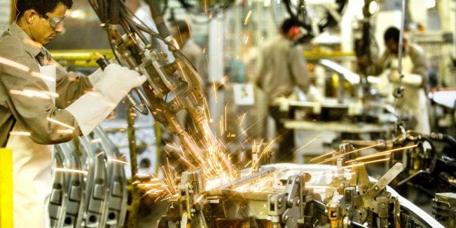 La industria creció 3,5% en noviembre y marcó la séptima suba consecutiva