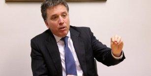 Nicolás Dujovne reconoció que al Gobierno le cuesta bajar la inflación más de lo que estimábamos