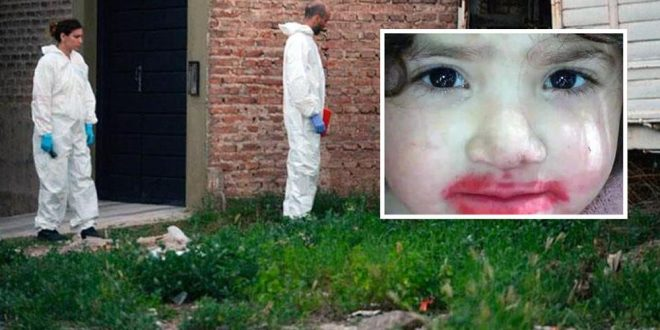 Abril Sosa: asesino confesó que la raptó y ahorcó después de intentar abusar de ella