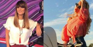 Amalia Granata fulminó a Luciana Salazar y su reality