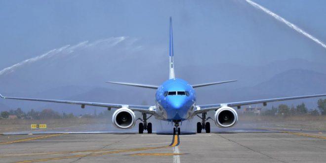 Creció un 15% el número de pasajeros de avión en 2017