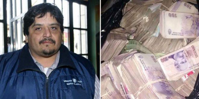 Detuvieron a la cúpula de la UOCRA de Bahía Blanca: hallan dinero en bolsos y droga
