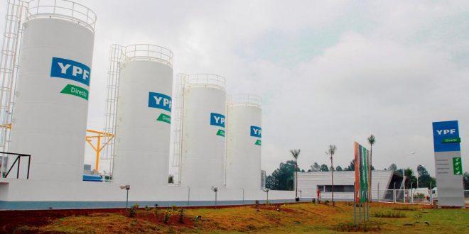 El Gobierno autorizó a YPF a exportar gas natural a Chile