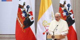 El Papa Francisco pidió perdón por los abusos a menores por parte del clero chileno