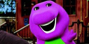 El trabajo hot del actor que estaba dentro del dinosaurio Barney