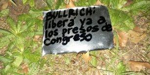 Hallaron otra bomba casera, esta vez con amenazas para Patricia Bullrich y el juez Claudio Bonadio