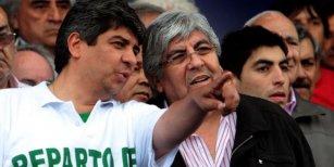 Hugo y Pablo Moyano fueron imputados en la causa por asociación ilícita