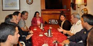 Involucran videntes en la búsqueda del submarino ARA San Juan