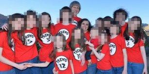 La joven que denunció a sus padres por encerrar y matar de hambre a sus 13 hijos planificó el escape por dos años