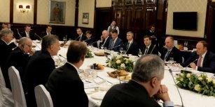 Mauricio Macri invitó a empresarios rusos a invertir en el país: No hay país con mayor potencialidad que Argentina