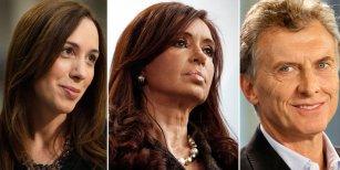 Según la astrología, así será 2018 para Mauricio Macri, Cristina Kirchner y María Eugenia Vidal