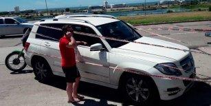 Un piloto de TC se atrincheró en su camioneta porque no quiso realizar un test de alcoholemia