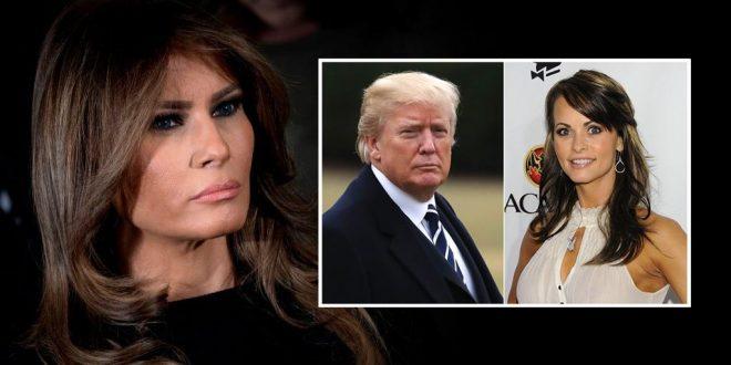 ¿Cómo reaccionó Melania ante otra supuesta infidelidad de Donald Trump?