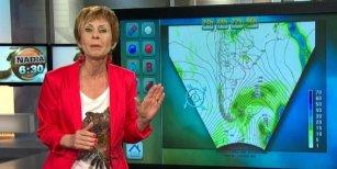 ¿Cuál era el sueldo de Nadia, la meteoróloga de la TV Pública que fue echada?