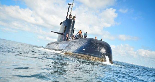 Familiares de los tripulantes del ARA San Juan lanzan una colecta para contratar una empresa privada