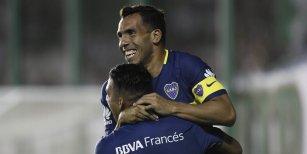 Boca le ganó a Banfield y es el líder absoluto de la Superliga