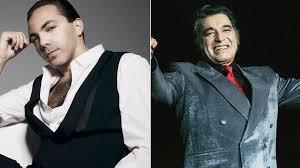 Audio: Cristian Castro canta con Sandro  'Rosa rosa'