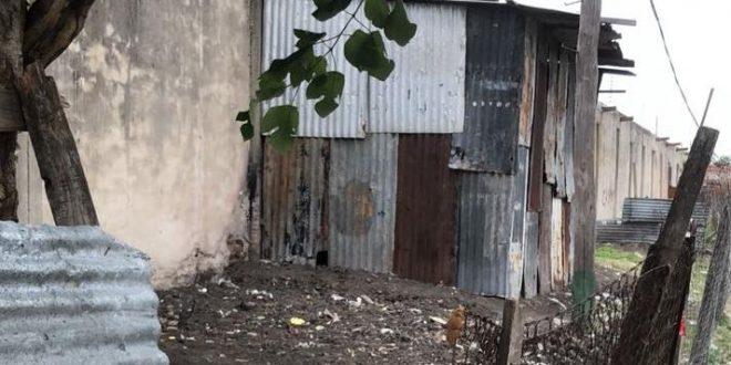 Destruyeron búnker narco en Solano