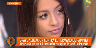 El calvario de la ex cuñada de Pampita tras denunciar a Gullermo Ardohain: Me llegaron amenazas de su entorno