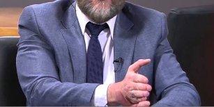 El famoso periodista que era admirador de Eugenio Zaffaroni y que ahora está desilusionado