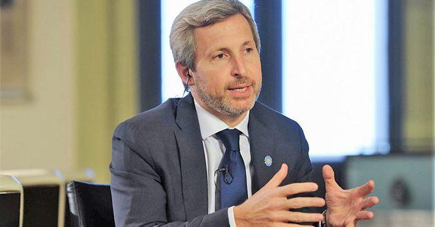 Frigerio: No hay ninguna posibilidad de una corrida bancaria