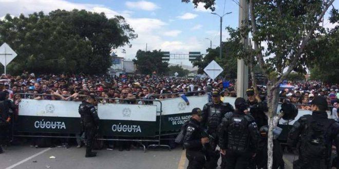 Frontera con Colombia: frenaron ingreso de venezolanos