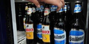 Fuerte caída en el consumo de bebidas alcohólicas