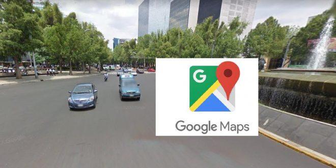 Furor en México por el hallazgo del batimóvil en Google Maps