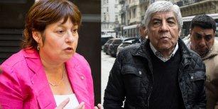 Graciela Ocaña: Si me pasa algo, el responsable es Hugo Moyano