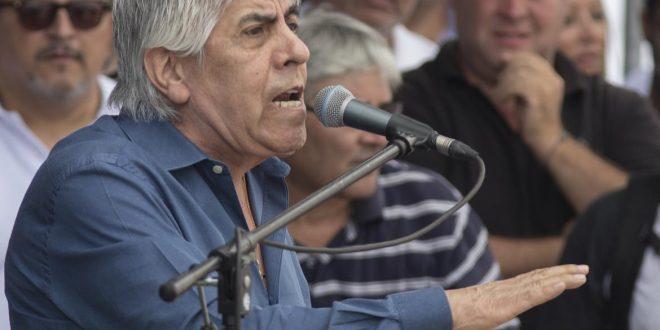 Hugo Moyano: Si el Presidente me convoca, me reuniría con él