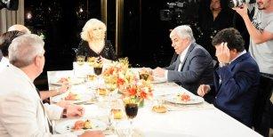 Hugo Moyano no descartó reunirse con Cristina Kirchner