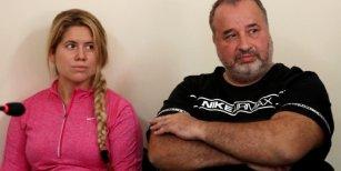 La hija menor de Balcedo fue mordida por una serpiente venenosa y está delicada