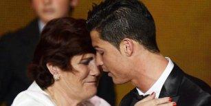 La madre de Cristiano Ronaldo confesó que quiso abortarlo