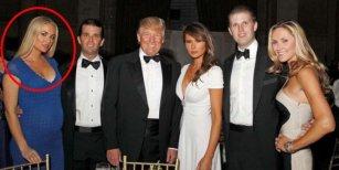 La nuera de Donald Trump fue hospitalizada tras abrir una carta que contenía un polvo blanco sospechoso
