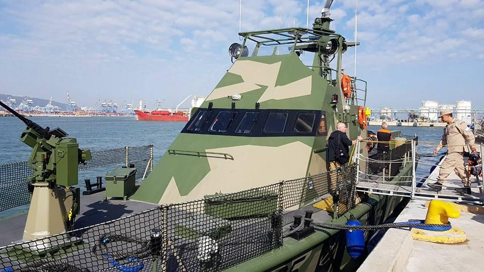 La Prefectura Naval Argentina incorpora Lanchas Shaldag Mk II