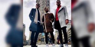 Las fotos de Piter Robledo paseando con amigos del PRO en New York en medio un foro de la ONU