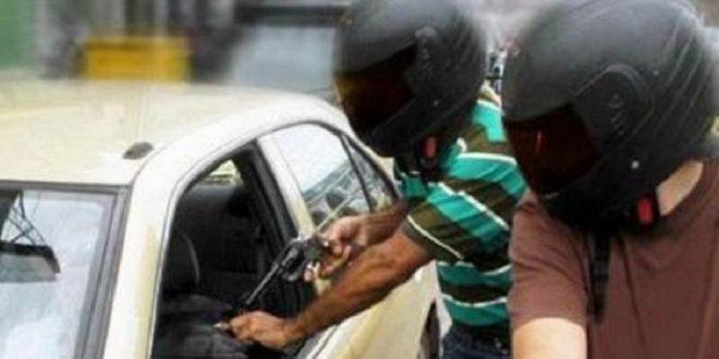 Los robos de motochorros aumentaron un 20% en enero